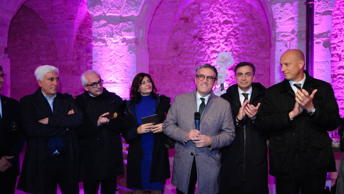 ALL IMAGES OF BARSENTO WINE EVENT OF PRESENTATION OF NEW YEARS