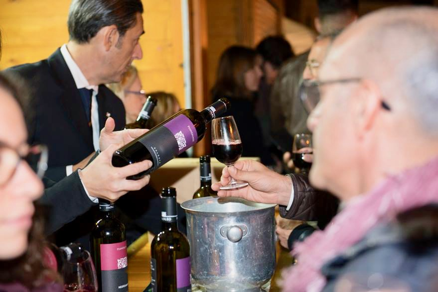 """OUR WINES PRESENT AT """"TASTY CHRISTMAS"""" AT NOCI FROM 21 TO 23 DECEMBER"""