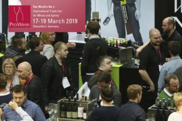 BARSENTO WINES IN GERMANY AT PRO WEIN IN DUSSELDORF FROM 17 TO 19 MARCH 2019
