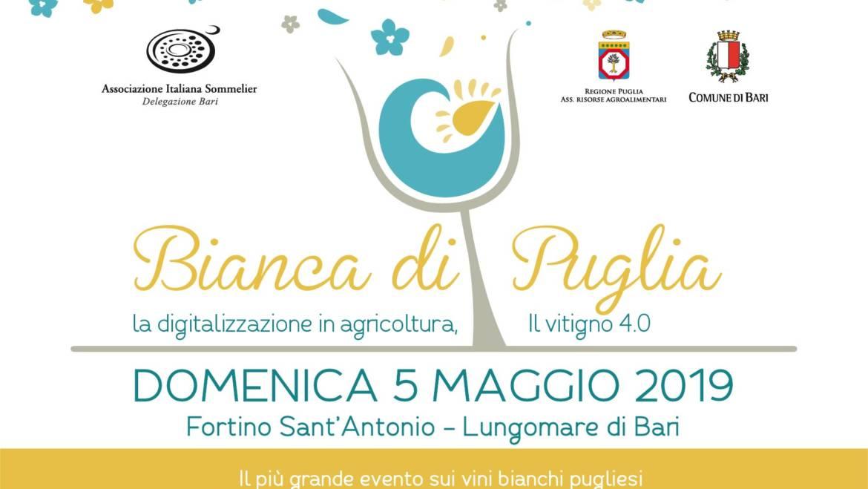 Cantine Barsento a Bianca di Puglia, il più grande evento sui vini bianchi pugliesi con il suo Pandaro fiano in purezza